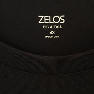 Zelos Shirts - Zelos Big&Tall Shirt